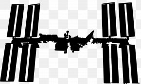 Space Station - International Space Station Expedition 17 Clip Art PNG