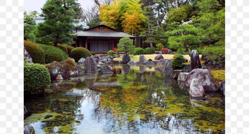 Ryōan Ji Isui En Ryōanji Station Japanese Garden Buddhist Temple