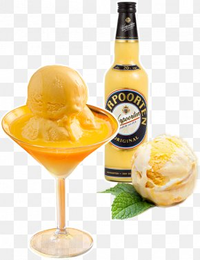 Ice Cream - Advocaat Irish Cream Liqueur Ice Cream Verpoorten PNG