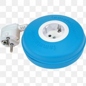 2992B AC Power Plugs And Sockets Electrical Cable GroundLiflet - Extension Cords FAMATEL Enrollacable 1 Toma 3X1.5 Azul 16A 2 M PNG