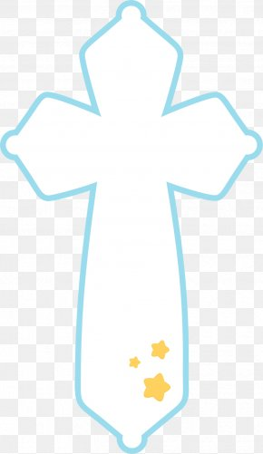 CK - First Communion Eucharist Baptism Cross PNG