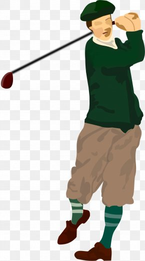 Golfer Free Download - Golf Club Clip Art PNG