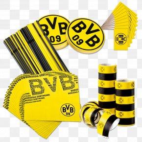 2 Servietten Borussia Mönchengladbach ⚽