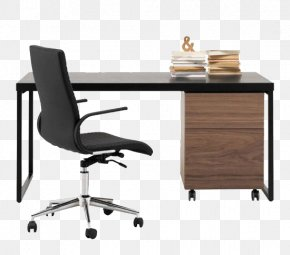 Simple Style Office Desk Chair - Table Office Chair Desk BoConcept PNG