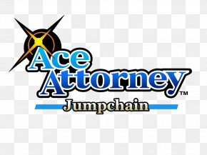 Capcom LOGO - Phoenix Wright: Ace Attorney − Justice For All Logo Game Brand PNG
