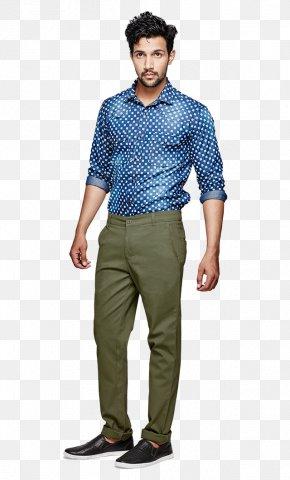 Ranbir Kapoor - Ranbir Kapoor Tamasha Jeans T-shirt Pants PNG