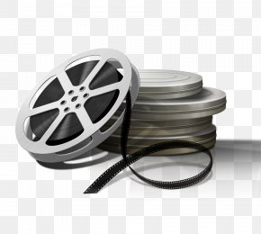 Cartoon Film Tape - Photographic Film Film Stock PNG