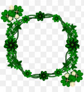 Saint Patrick's Day - Four-leaf Clover Saint Patrick's Day St. Patrick's Day Shamrocks Clip Art PNG
