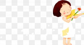 Mothers Day Background Cartoon Clipart - Illustration Cartoon Image Clip Art PNG