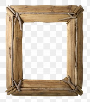 Wood - Picture Frames Clip Art Image Paper Wood PNG