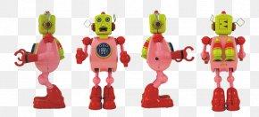 Cute Robot - Robot Toy Euclidean Vector Wallpaper PNG