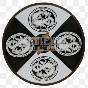 Viking SHIELD - Viking Round Shield Norsemen Norse Mythology PNG