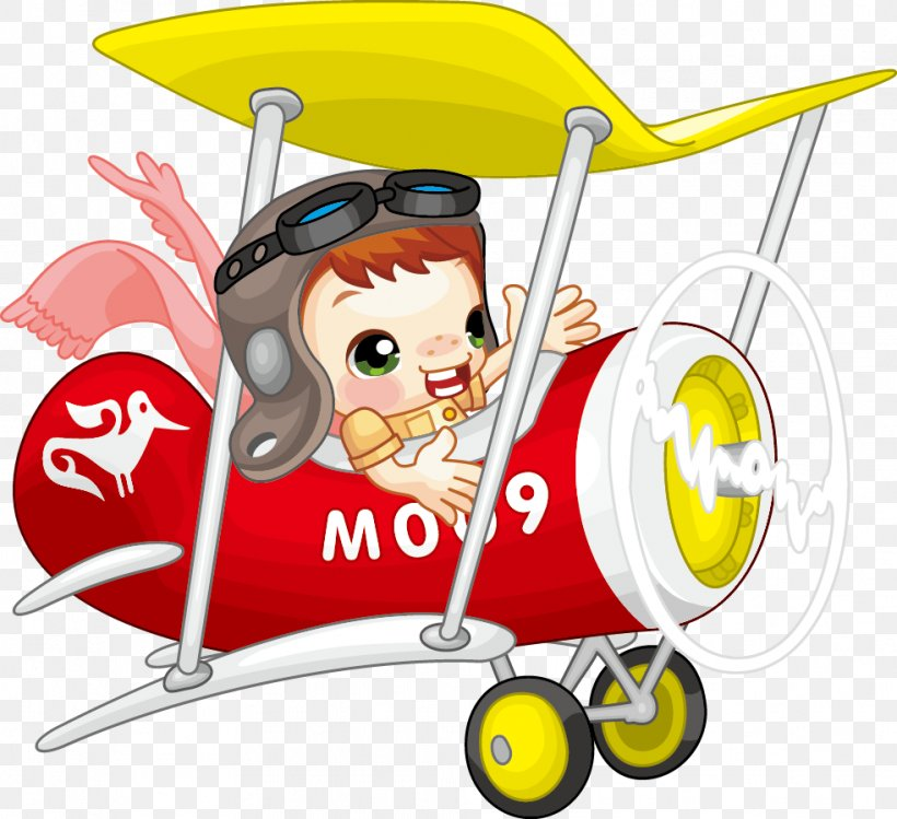Airplane Helicopter Aircraft Cartoon Png 983x899px Airplane