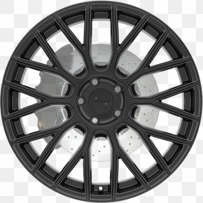 Car - Hubcap Car Alloy Wheel Tire Rim PNG