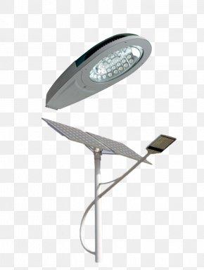 Light - Light Fixture Light-emitting Diode LED Street Light LED Lamp PNG