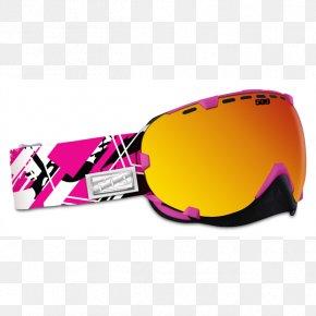 Splash Mountain - Goggles Sunglasses PNG