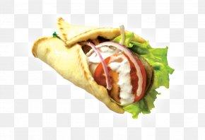 French Fries - Gyro Fast Food Pita Wrap Hot Dog PNG
