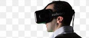 Virtual Reality - Oculus Rift Virtual Reality Virtual World PNG