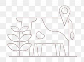 Blackandwhite Rectangle - Agriculture Icon Animal Icon Farming Icon PNG