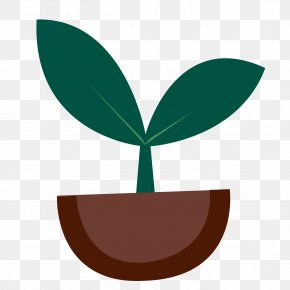Plant Stem Palm Tree - Cartoon Palm Tree PNG