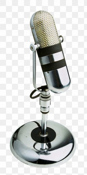 Mic - Microphone Photographic Film PNG
