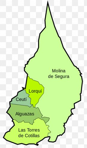 Map - Molina De Segura Vega Del Segura Map Wikipedia Wikimedia Commons PNG