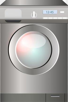 Vector Washing Machine - Clothes Dryer Washing Machine Vecteur PNG