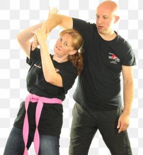 T-shirt - T-shirt Shoulder Physical Fitness Hip KBR PNG