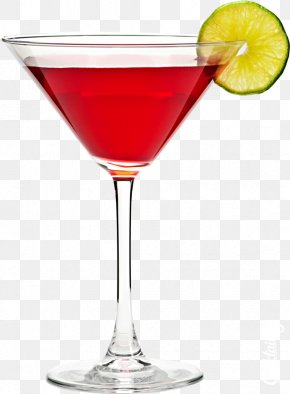 Alcoholic Drink - Cosmopolitan Cocktail Garnish Bacardi Cocktail Wine Cocktail PNG