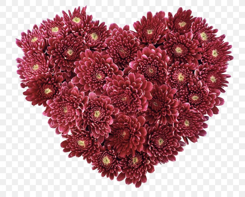 Flower Heart Love Valentines Day Wallpaper, PNG, 1024x825px, Flower, Aster, Chrysanths, Cut Flowers, Floral Design Download Free