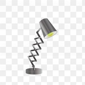 Vector Table Lamp - Lamp Euclidean Vector PNG