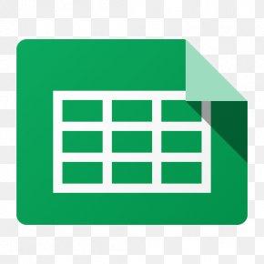 Google - Google Docs Spreadsheet Google Sheets G Suite PNG