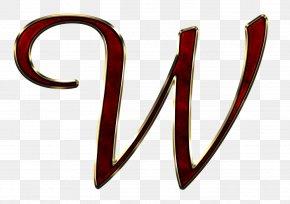 Initials - Letter Case Font PNG