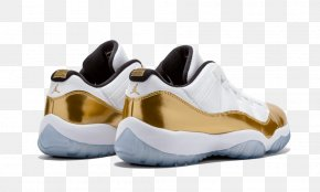 Andred Gold KD Shoes - Sports Shoes Air Jordan 11 Retro Low Closing Ceremony 528895 103 Sportswear PNG