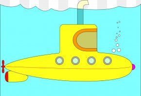 Sub Cliparts - Submarine Navy Clip Art PNG