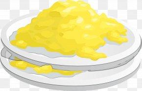 Cuisine Dish - Yellow Food Dish Cuisine PNG