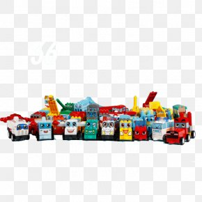 Children Lego Car People Family Portrait - LEGO Toy Block Designer PNG
