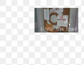 Cork Board - Picture Frames Brand Rectangle Font PNG
