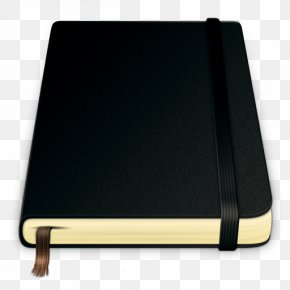 Notebook - Moleskine Icon Design Notebook Icon PNG