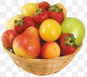 Fruits - Fruit Salad Bowl Clip Art PNG
