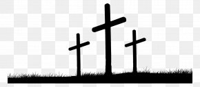 Easter Cross - Hill Of Crosses Calvary Good Friday Christianity Crucifixion Of Jesus PNG