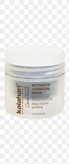Activated Carbon - Cream Kalahari Desert Activated Carbon Charcoal PNG