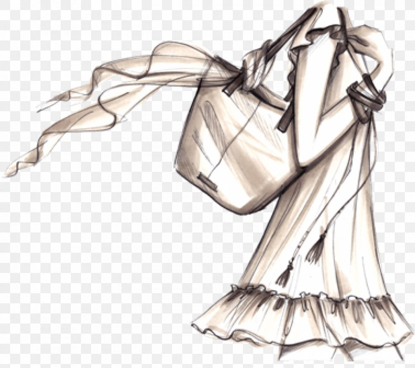 Drawing Fashion Illustration Fashion Design Sketch Png 1400x1244px Drawing Arm Artwork Black And White Costume Design
