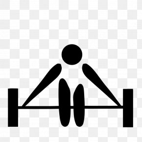 Olympics - Olympic Weightlifting Weight Training Summer Olympic Games Weightlifting At The Summer Olympics Pictogram PNG