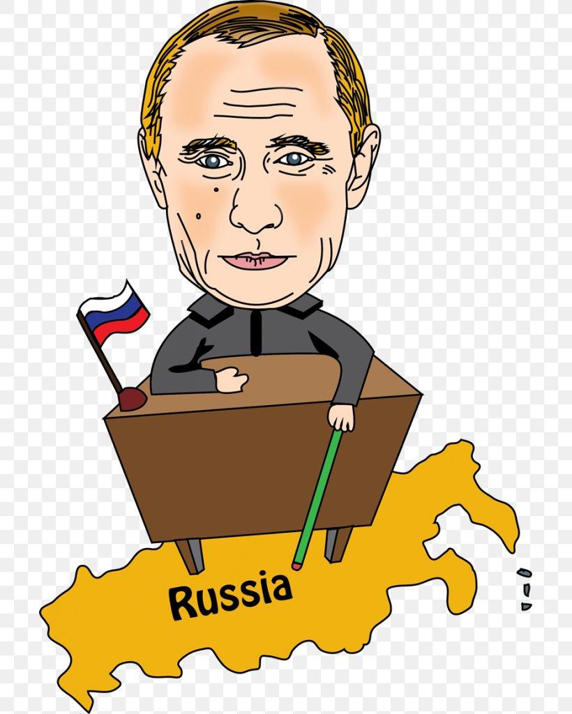 Vladimir Putin President Of The United States Russia Clip Art, PNG, 707x1024px, Vladimir Putin, Art, Boy, Cartoon, Cheek Download Free