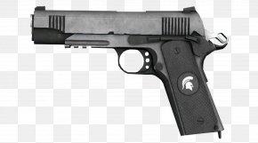 Hand Gun - Blowback Airsoft Guns Air Gun M1911 Pistol PNG