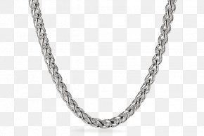 Necklace - Necklace Silver Chain Jewellery Amazon.com PNG