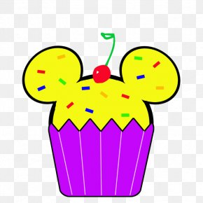 Sprinkles - Cupcake Frosting & Icing Muffin Birthday Cake Clip Art PNG