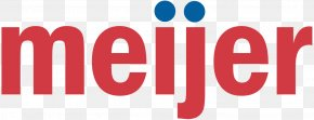 Flu - Meijer Grand Rapids Logo Retail Grocery Store PNG