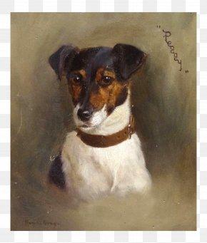 Painting - Jack Russell Terrier Miniature Fox Terrier Brazilian Terrier Tenterfield Terrier Rat Terrier PNG